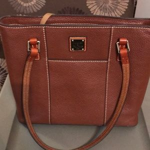 Dooney and Bourke tan